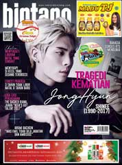 Bintang Indonesia Magazine Cover ED 1381 December 2017