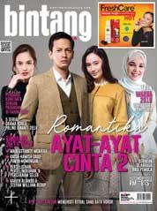 Cover Majalah bintang Indonesia ED 1382 Januari 2018