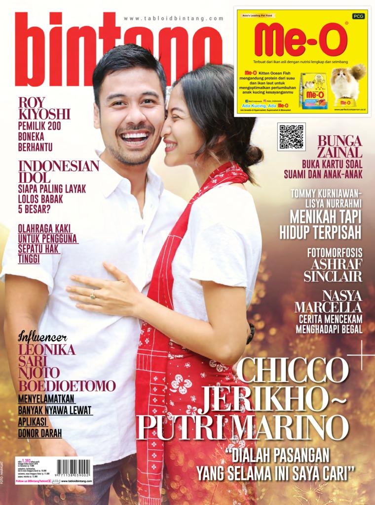 Majalah Digital bintang Indonesia ED 1392 Maret 2018