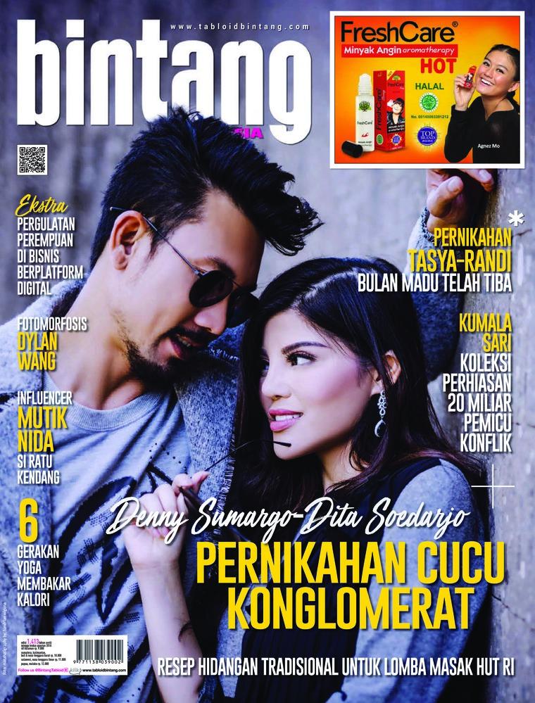 Majalah Digital bintang Indonesia ED 1413 Agustus 2018