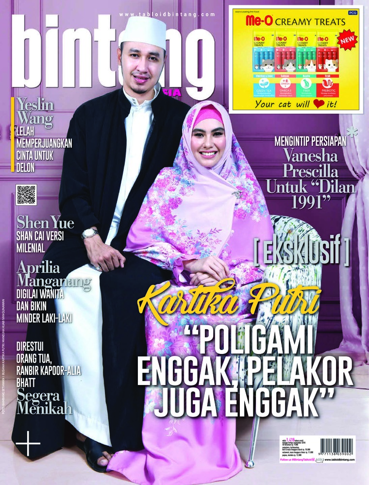 Majalah Digital bintang Indonesia ED 1418 September 2018