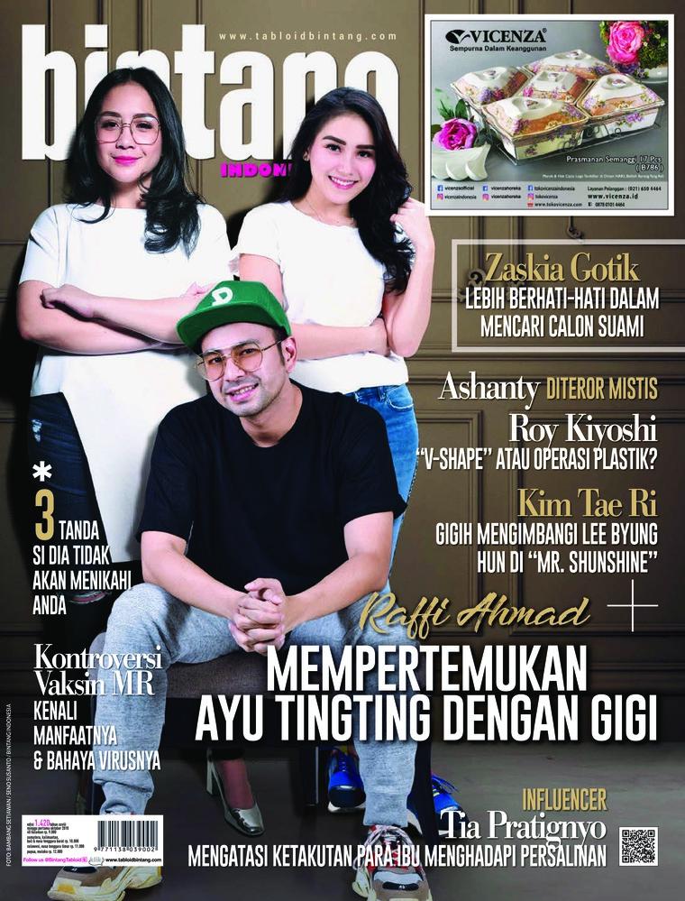 Majalah Digital bintang Indonesia ED 1420 Oktober 2018