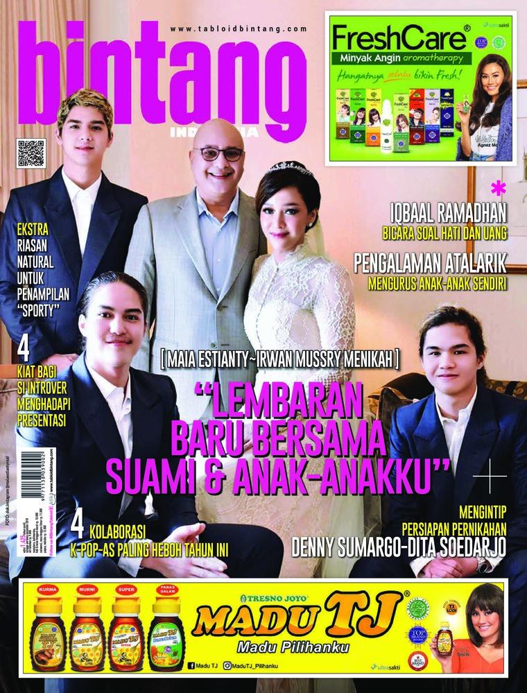 Majalah Digital bintang Indonesia ED 1425 November 2018