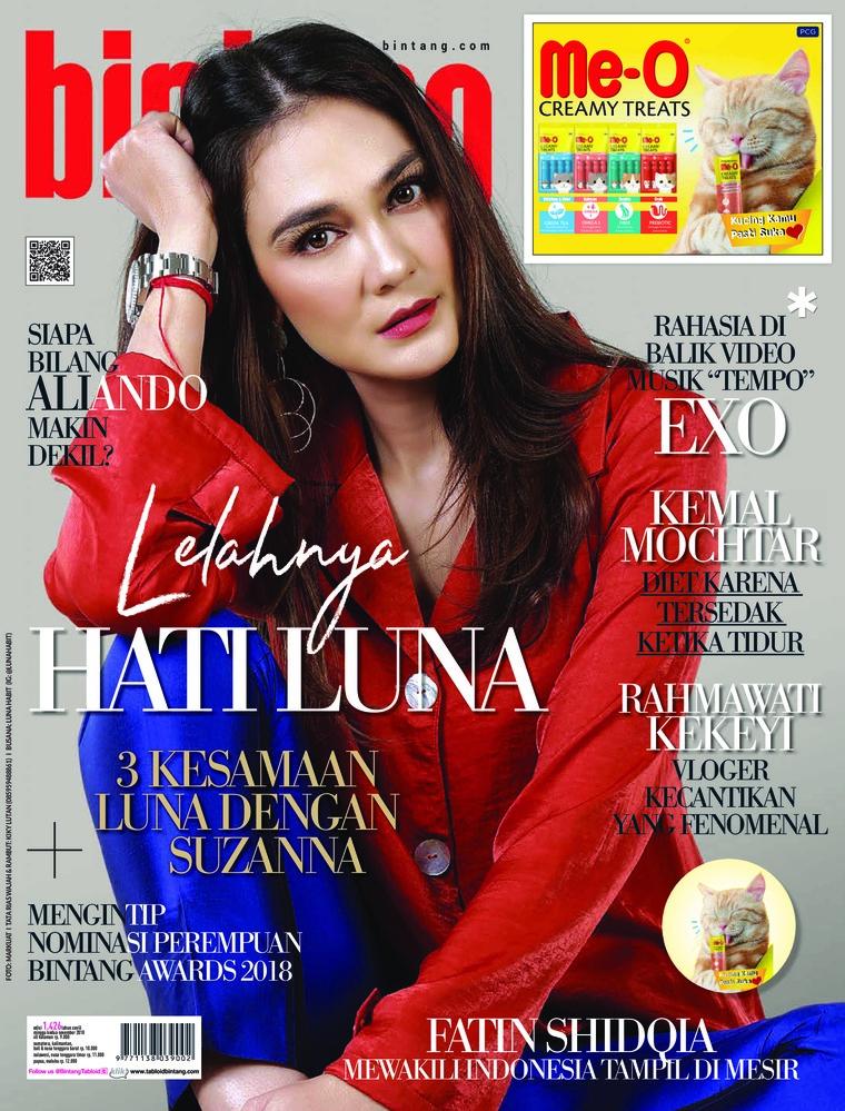 Majalah Digital bintang Indonesia ED 1426 November 2018