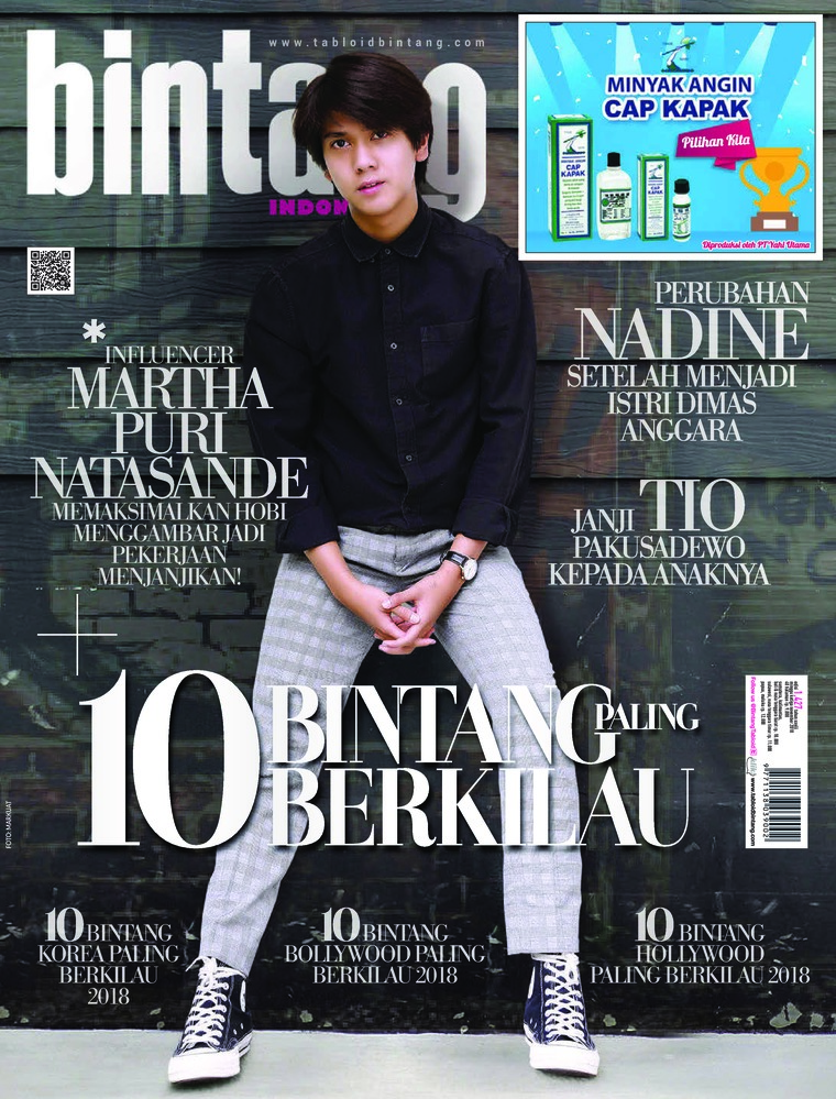 Majalah Digital bintang Indonesia ED 1427 November 2018