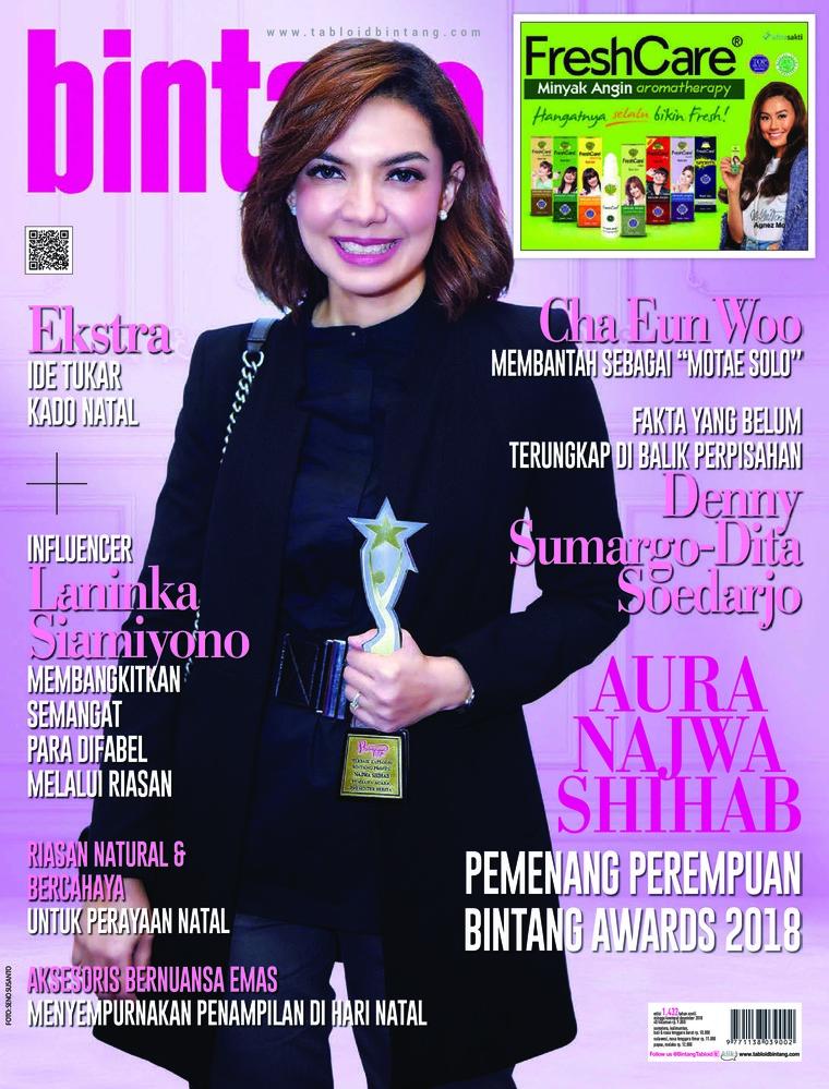 Majalah Digital bintang Indonesia ED 1432 Desember 2018