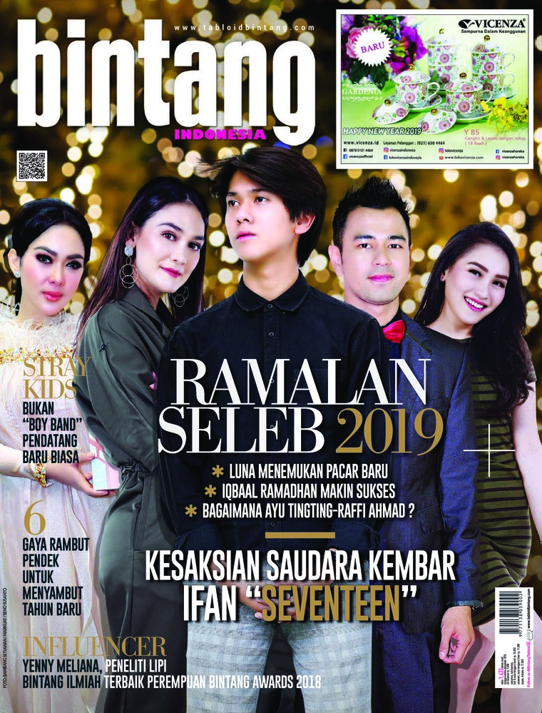 Majalah Digital bintang Indonesia ED 1433 Januari 2019