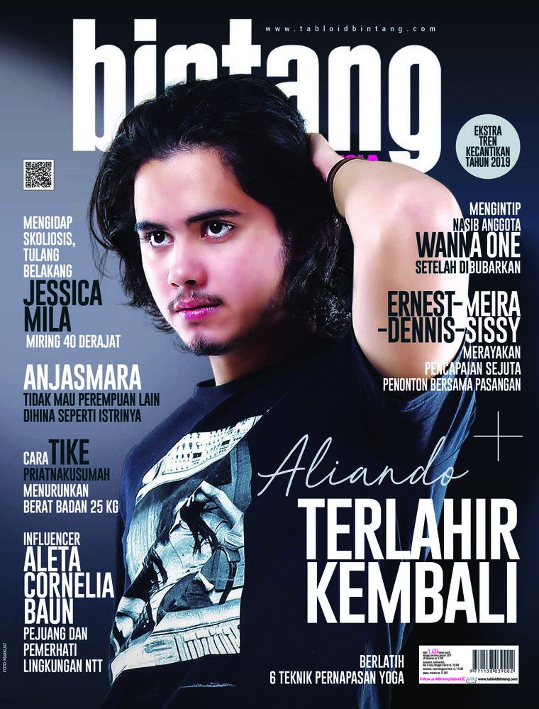 Majalah Digital bintang Indonesia ED 1434 Januari 2019