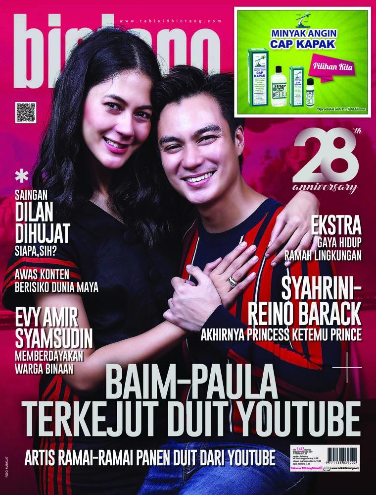 Majalah Digital bintang Indonesia ED 1442 Maret 2019