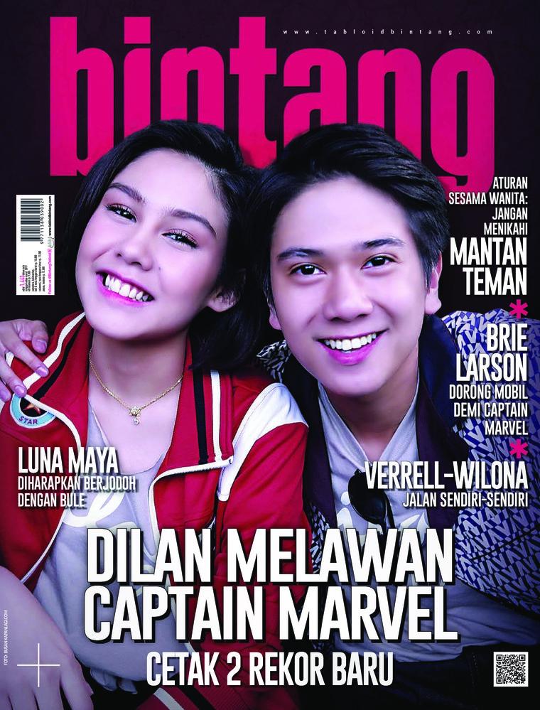 Majalah Digital bintang Indonesia ED 1443 Maret 2019