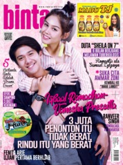 Bintang Indonesia Magazine Cover ED 1387 February 2018