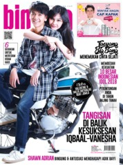 Bintang Indonesia Magazine Cover ED 1388 February 2018