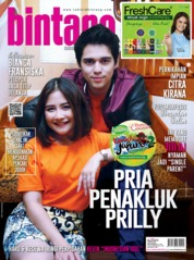 Bintang Indonesia Magazine Cover ED 1389 February 2018