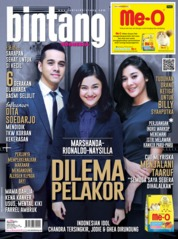 Bintang Indonesia Magazine Cover ED 1390 February 2018