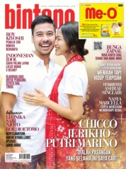 Bintang Indonesia Magazine Cover ED 1392 March 2018