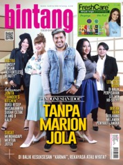 Bintang Indonesia Magazine Cover ED 1393 March 2018
