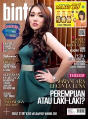 Cover Majalah bintang Indonesia ED 1395 April 2018