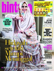 Bintang Indonesia Magazine Cover ED 1402 May 2018