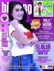 Cover Majalah bintang Indonesia ED 1403 Mei 2018