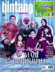 Cover Majalah bintang Indonesia ED 1405 Juni 2018