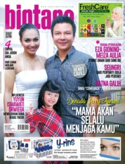 Cover Majalah bintang Indonesia ED 1411 Juli 2018