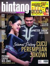Cover Majalah bintang Indonesia ED 1412 Agustus 2018