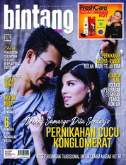 Bintang Indonesia Magazine Cover ED 1413 August 2018