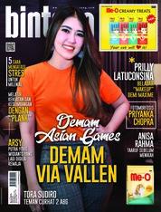 Cover Majalah bintang Indonesia ED 1415 Agustus 2018