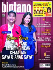 Bintang Indonesia Magazine Cover ED 1422 October 2018