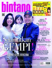 Cover Majalah bintang Indonesia ED 1428 November 2018