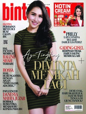 Cover Majalah bintang Indonesia ED 1429 November 2018