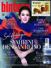 Bintang Indonesia Magazine Cover ED 1430 December 2018