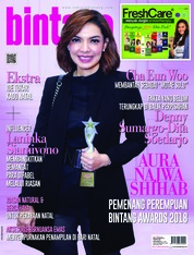 Bintang Indonesia Magazine Cover ED 1432 December 2018