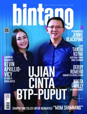 Bintang Indonesia Magazine Cover ED 1437 January 2019