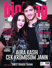 Bintang Indonesia Magazine Cover ED 1441 March 2019