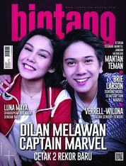 Bintang Indonesia Magazine Cover ED 1443 March 2019