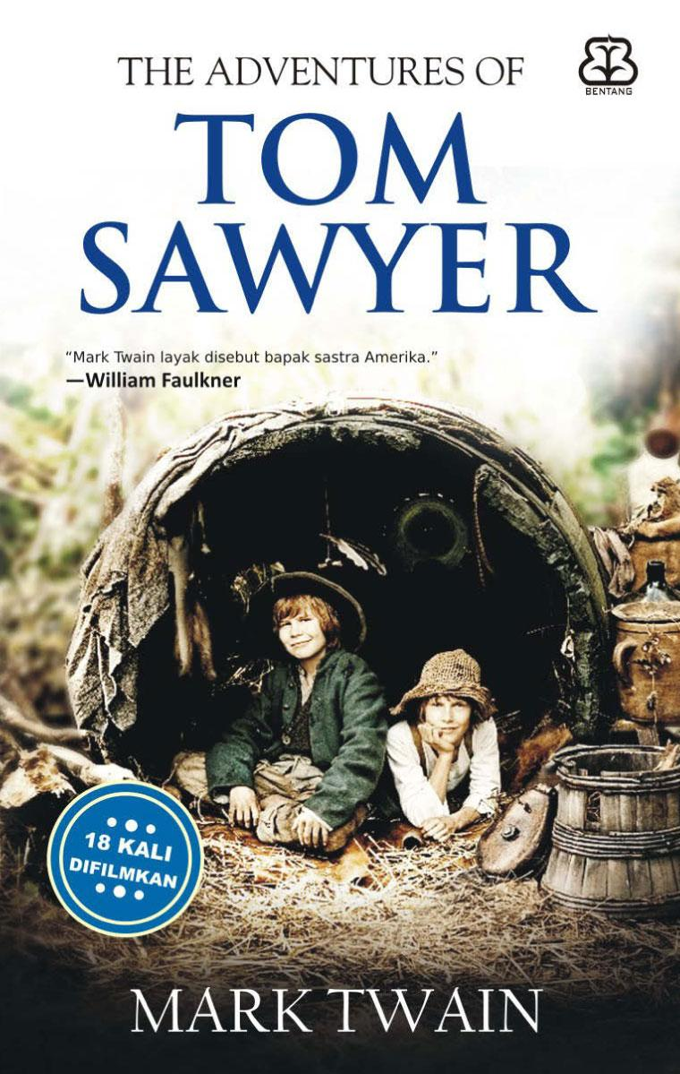 an analysis of the book report on the main character thomas sawyer in the adventures of tom sawyer b