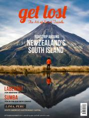 Get lost Magazine Cover September–October 2017