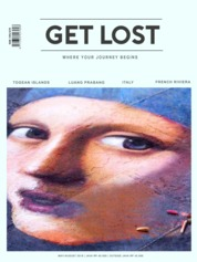 Get lost Magazine Cover May-August 2018