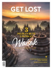 Cover Majalah get lost ED 02 April 2019