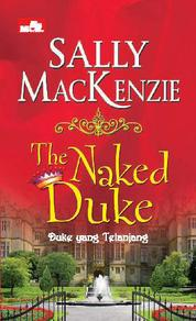 The Naked Duke - Duke yang Telanjang by Sally MacKenzie Cover