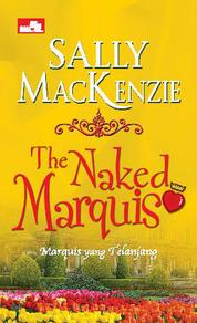 The Naked Marquis - Marquis yang Telanjang by Sally MacKenzie Cover