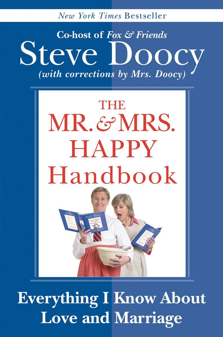 The Mr. & Mrs. Happy Handbook by Steve Doocy Digital Book