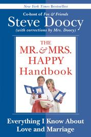The Mr. & Mrs. Happy Handbook by Steve Doocy Cover