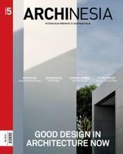 Cover Majalah ARCHINESIA ED 05
