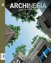 Cover Majalah ARCHINESIA ED 06