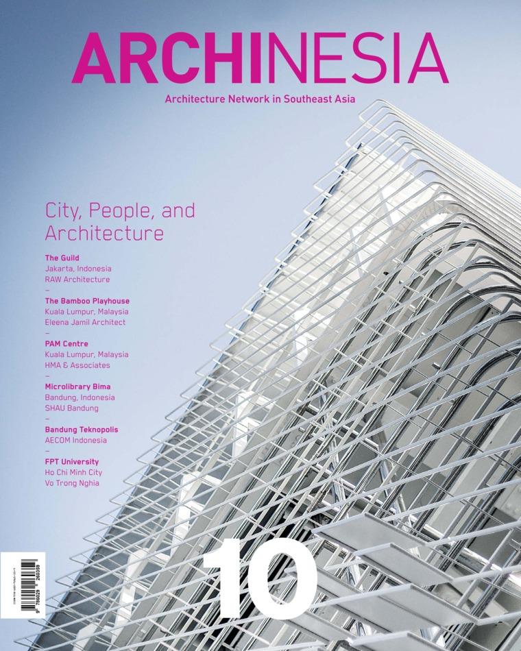 Majalah Digital ARCHINESIA ED 10 Maret 2018
