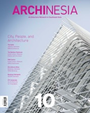 ARCHINESIA Magazine Cover ED 10 March 2018