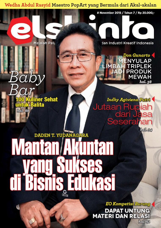 Majalah Digital elshinta November 2015