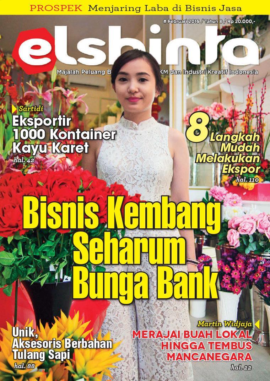 Majalah Digital elshinta Februari 2016